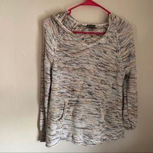 Eddie Bauer Hooded Sweater